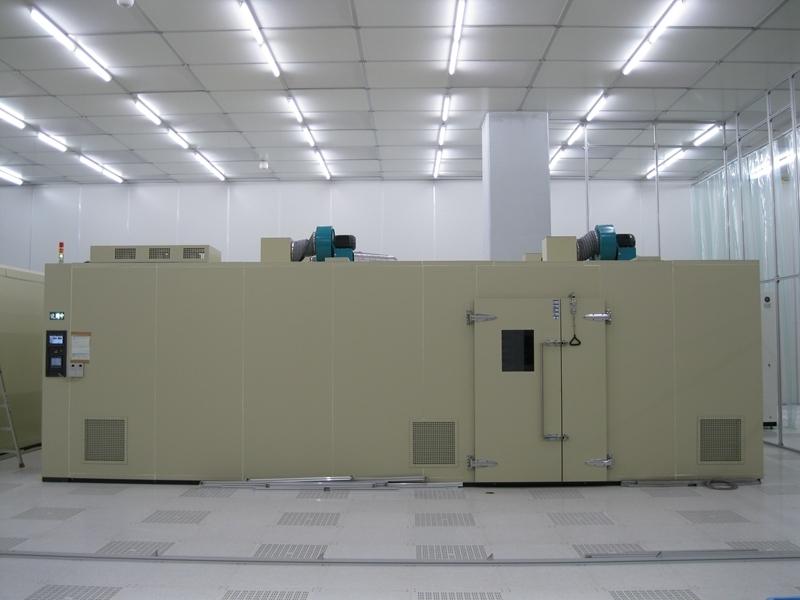 高低温湿热试验箱的使用都具备哪些功能